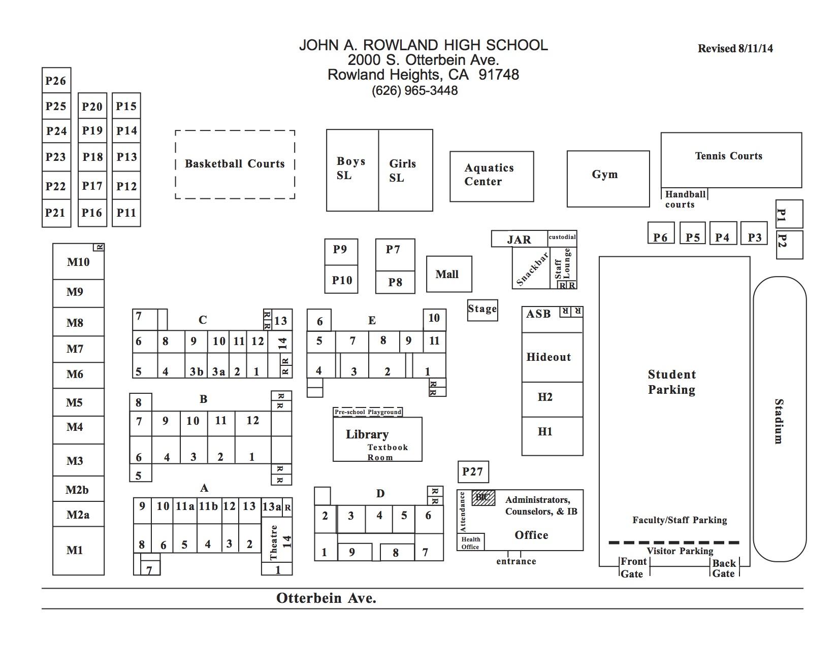 Rowland High School